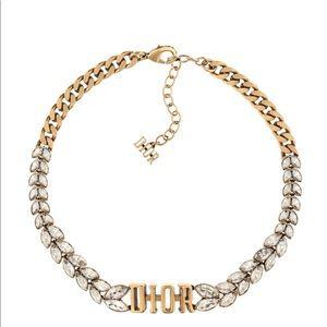 Dior 2019 Dio(r)evolution Crystal Necklace ✨